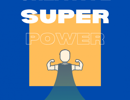#Lunchtimecoaching with Kevin Britz – Creativity as a superpower